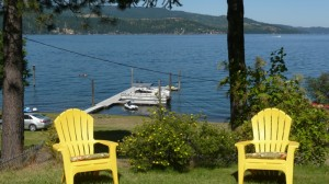 North Idaho Real Estate Price Reduction: Reduced Price on Lake Coeur d'Alene Waterfront