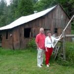 Randy & Christy at Christy's Barn
