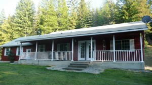 We Just Liste this Private 4 Bedroom 2.5 Bath Home on 8.8 Acres Bordering Forested Land