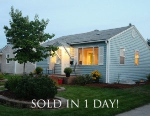 We Sold this Downtown Coeur d'Alene Bungalow in Just 1 Day!