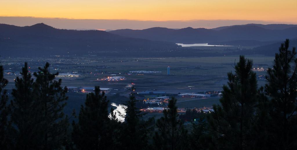 30 Newman Lake and Spokane River Views