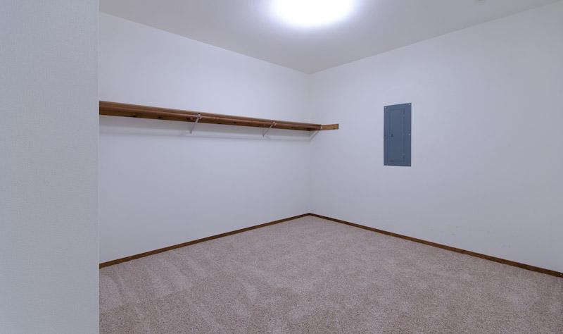 47 Huge Master closet
