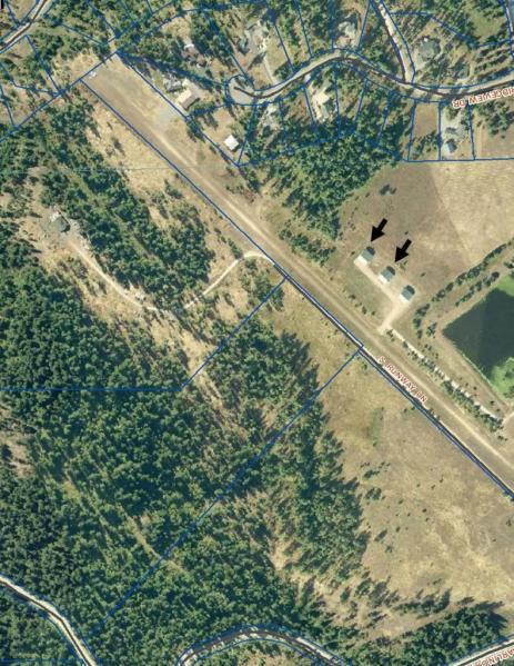 25 Hangars Aerial