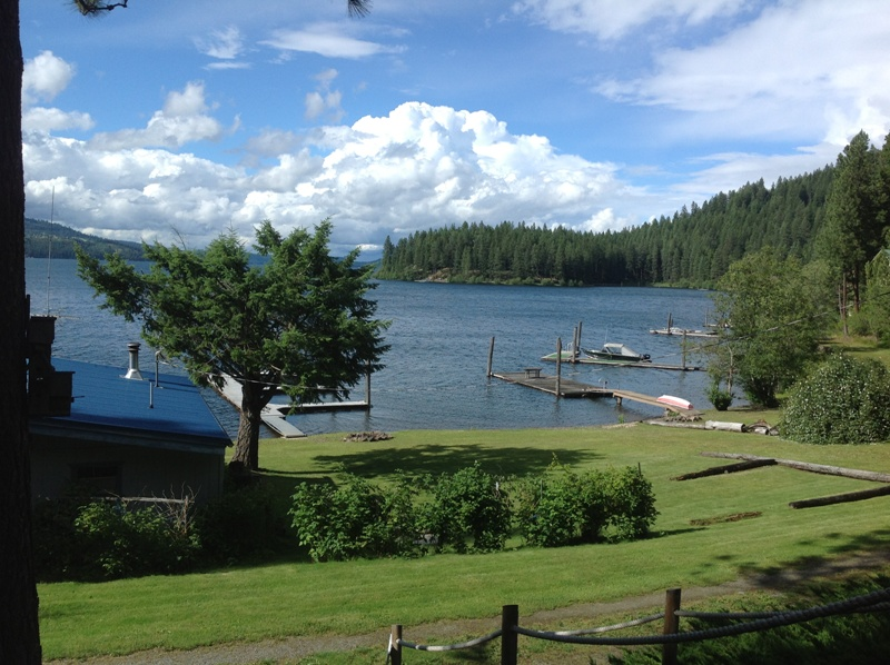 7Waterfront lot