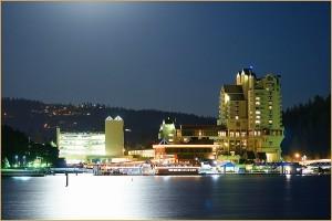 Winter CDA Resort