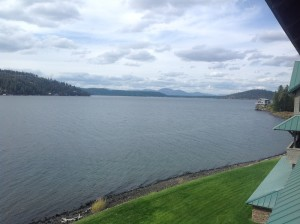 Oetken Coeur d'Alene Real Estate, Arrow Point Waterfront Condo on Lake Coeur d Alene