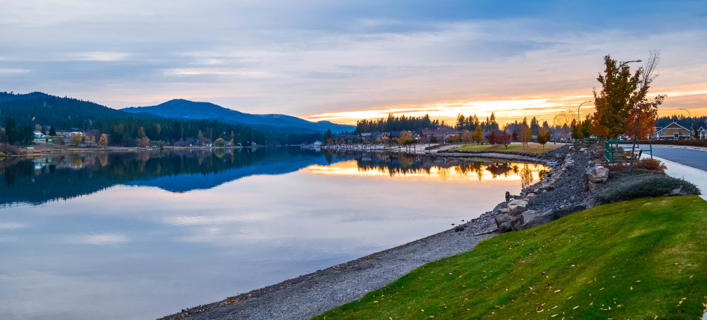 Oetken Coeur d Alene Real Estate mill river beach