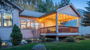 Martha Loop deck Oetken Group Coeur d'Alene Real Estate