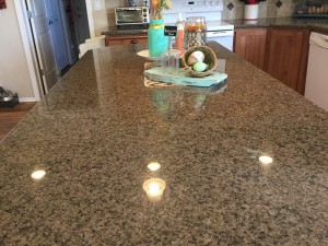 8-Granite Island counter tops